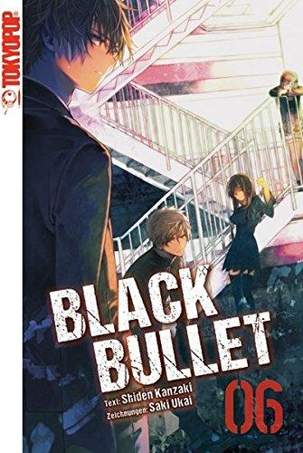 Black Bullet - Novel 06