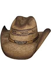 NEW Bullhide Hats 2541 Run A Muck Collection Alanreed Natural Cowboy Hat
