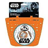 Disney Niños Bicicleta Cesta BB8Star Wars, más Colores, S
