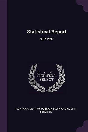 Statistical Report: Sep 1997