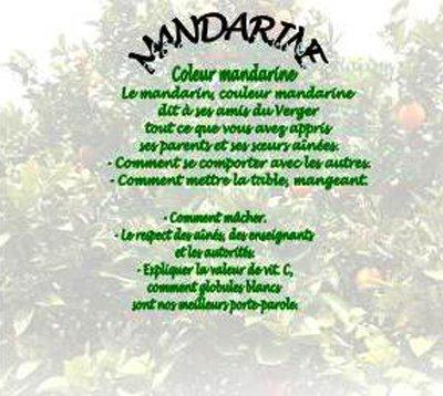 Mandarine (French Edition)