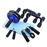 AERLANG 5-IN-1 Ab Roller Exercis...
