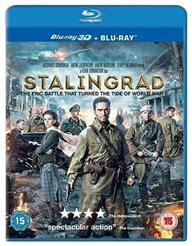 Stalingrad  2013   3D & 2D   + UV Copy  [ Blu-Ray Reg.A/B/C Import - United Kingdom ]