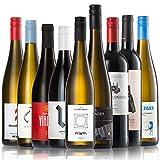 GEILE WEINE Weinpaket ALLSTARS (9 x 0,75l)   Trockener Weißwein und Rotwein im Probierpaket   Wein von Winzern aus Deutschland, Frankreich und Portugal für jeden Geschmack