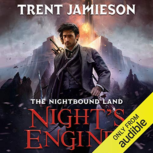 Night's Engines audiobook cover art