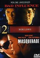 Bad Influence / Masquerade [DVD] [Import]