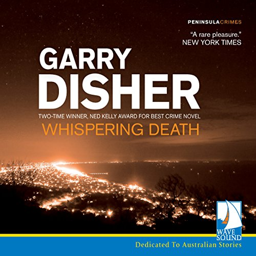 Whispering Death audiobook cover art