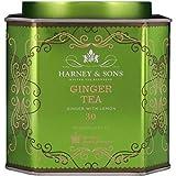 Best Ginger Teas - Harney & Sons Ginger Tea Lemon in sachets Review