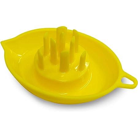 スマイルキッズ レモン絞り器 レモンしぼり革命 イエロー ALM-01