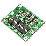 NICOLIE 4S 40A Li-ion batería de litio 18650 cargador PCB BMS placa de protección con equilibrio para el motor de taladro 14.8V 16.8V Lipo Cell Module