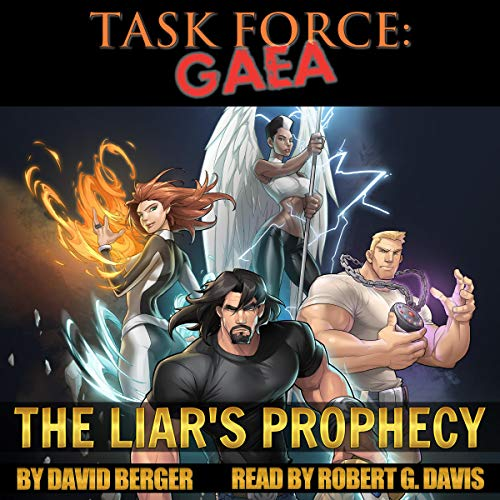 The Liar's Prophecy cover art