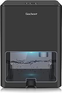 Gocheer 4000ml(128oz) Dehumidifier, Upgraded 5300 Cubic Feet (510 Sq.ft ) Dehumidifiers for Home Portable Ultra Quiet Smal...