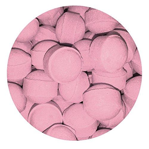 30minibombas efervescentes perfumadas para baño, en bolsa de regalo