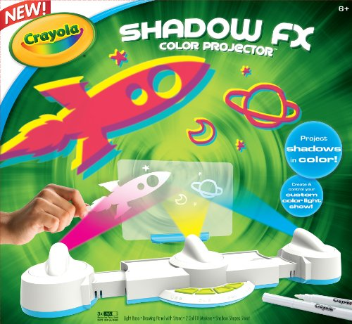 Crayola Shadow FX Color Projector