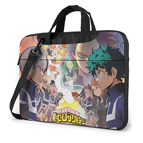 My Hero Academia Laptop bag waterproof Briefcase Messenger Bag durable briefcase 15.6 inch