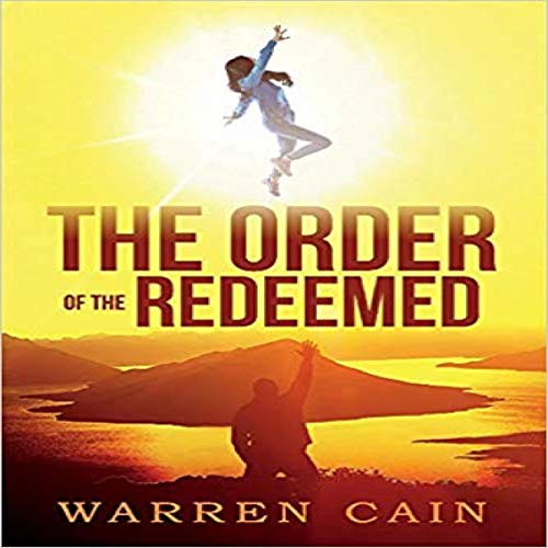 The Order of the Redeemed audiobook cover art