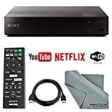 Best Smart Blu-Ray Players - Sony BDP-S3700 Wi-Fi Blu-Ray Disc Player with HDMI Review