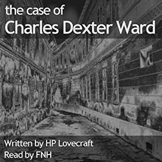 The Case of Charles Dexter Ward Titelbild