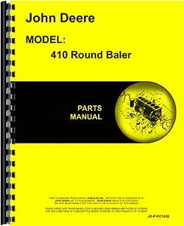 John Deere 410 Round Baler Parts Manual
