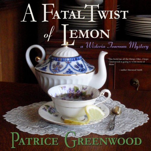 A Fatal Twist of Lemon cover art