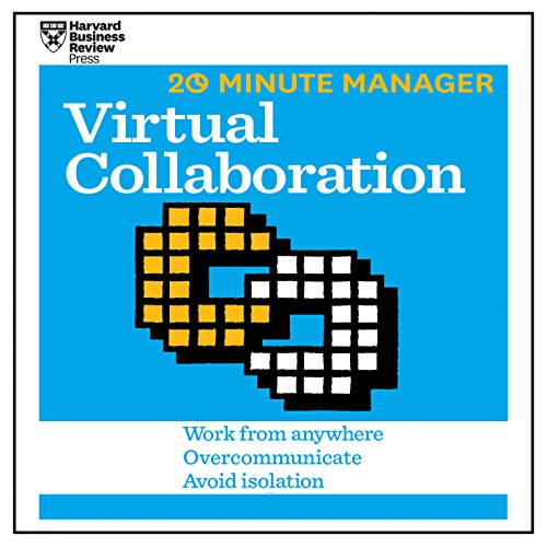 20 Minute Manager: Virtual Collaboration book cover