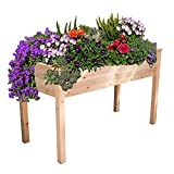 Yardeen Raised Bed Planter Flower Yard Gardening Planter for Patio...