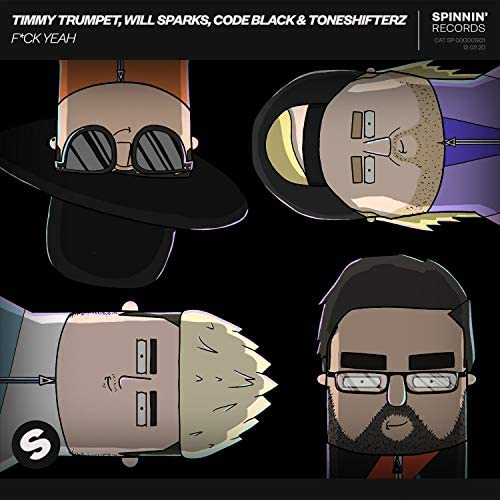 Timmy Trumpet, Will Sparks & Code Black feat. Toneshifterz