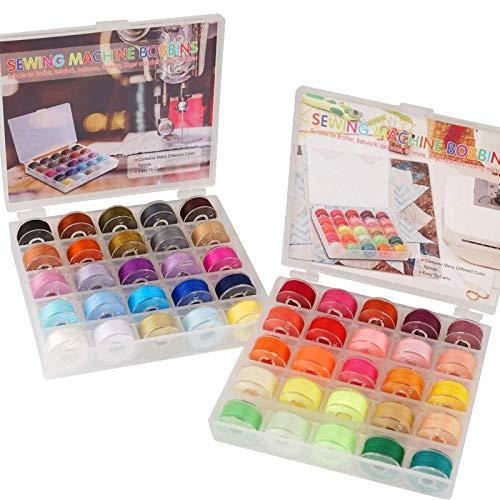 colmanda -   50 Farben Spulen