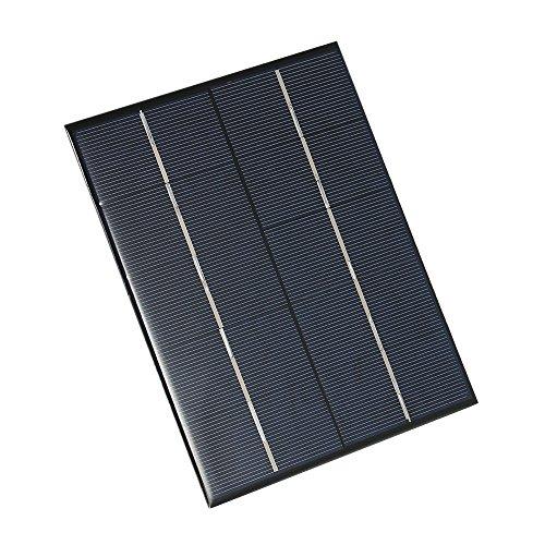 Festnight 3,5 W 5 V polykristallijn siliconen-zonnecollector-zonnecel voor energie-oplader USB-poort 18650 batterij opladen