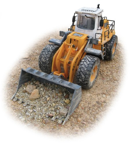 RC Baufahrzeug kaufen Baufahrzeug Bild 1: Hobby Engine Premium-Label Radlader*