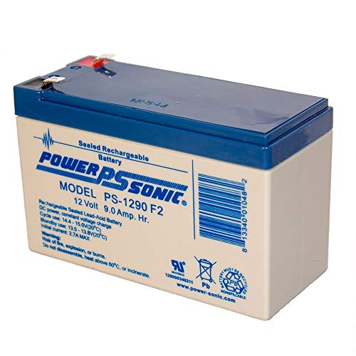 12V 3.2Ah F2 SLA Replacement Battery for APC RBC47