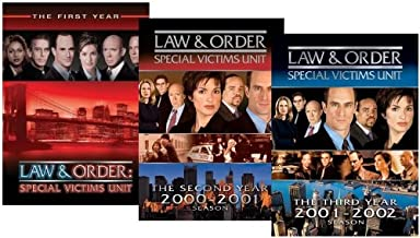 Law & Order: Special Victims Unit - Seasons 1-3