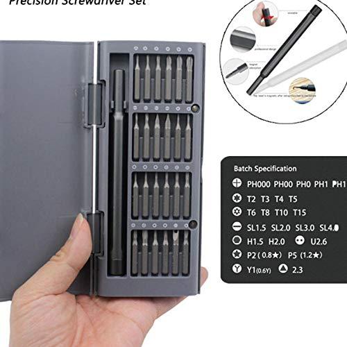 25 in 1 Screwdrive Kit mobiele telefoon openen Pry mobiele telefoon reparatie tool magnetische bits schroevendraaier set voor iPhone Huawei Xiaomi