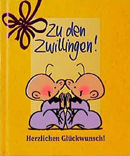 Herzlichen Glückwunsch!, Zu den Zwillingen (Herzlichen Glückwunsch-Bücher)