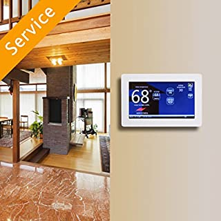 thermostat installation service