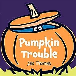 Pumpkin Books for Kids - Pumpkin Trouble