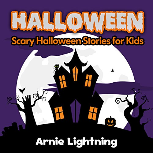 Halloween Stories for Children + Halloween Jokes cover art
