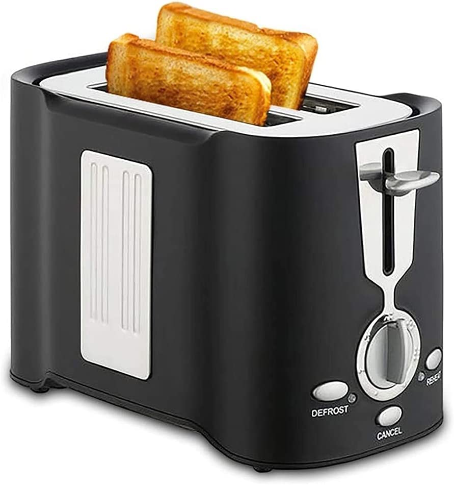 Toasters 2-Slice Toaster Online limited product with Control Super-cheap Cancel Adjustable Browning