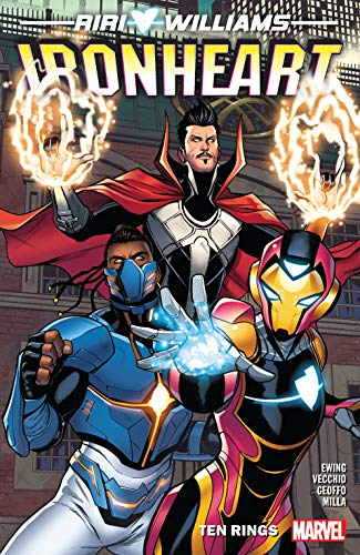 Ironheart Vol. 2: Ten Rings (Ironheart (2018-2019)) (English Edition)