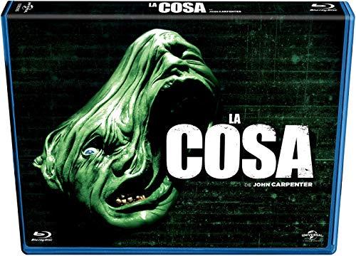 LA COSA (1982) - EDICIÓN HORIZONTAL (BD) [Blu-ray]