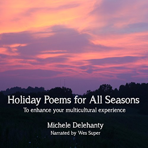 Holiday Poems for All Seasons audiobook cover art