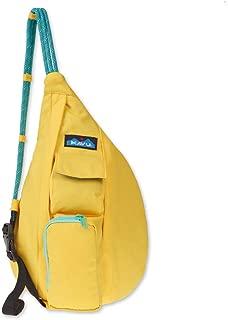 Mini Rope Bag Crossbody Polyester Sling Backpack
