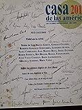 Revista casa de las americas octubre-diciembre de 1995 numero 201 fidel en la ONU sobre los ultimos diarios de jose marti.