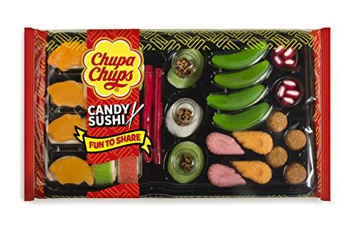 Chupa Chup - Caramelos - Chupa Chups Candy Sushi, De Goma, Sabores Variados, 270G