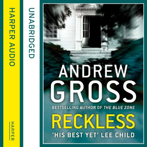 Reckless audiobook cover art
