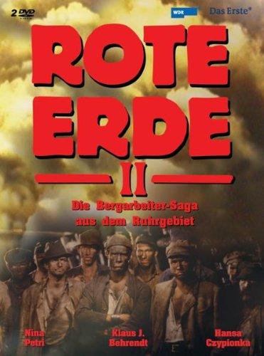 Rote Erde - Die Bergarbeiter-Saga aus dem Ruhrgebiet - Teil 2 (2 DVDs)