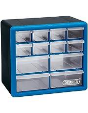 Organizador de herramientas con 12 cajones Draper 12014