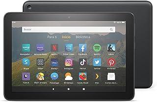 Nuevo tablet Fire HD 8, pantalla HD de 8 pulgadas, 64 GB (Negro) - con ofertas especiales