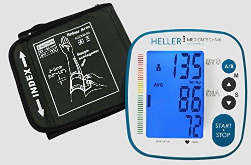 Digitales Oberarm-Blutdruckmessgerät innoBM-100