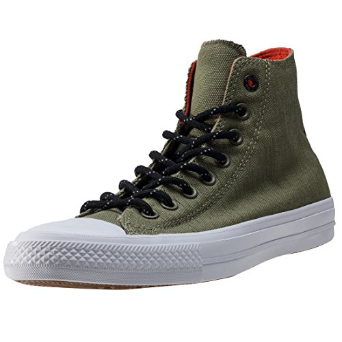 Converse Chuck Taylor All Star II Shield Canvas High Sneaker Herren 8 US - 41.5 EU